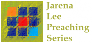 multicolored Jarena Lee logo